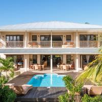 Surf Tropical Villa Seascape, hotel in Cerf Island
