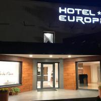 Hotel Europa – hotel w Elblągu