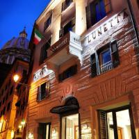 Hotel Lunetta, hotel en Navona, Roma