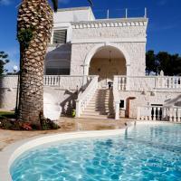 Villa Angelina, hotell i Selva di Fasano