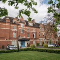 Leamington Spa 1 Bed Luxury Serviced Apartment