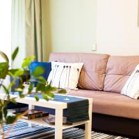 Apartment on Ozerkovaya