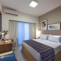 Matiz Multi Suites, hotel in Duque de Caxias
