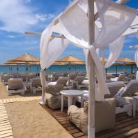 Amaryllis Beach Hotel, hotel in Chrissi Akti