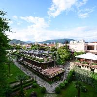 Real Scampis Hotel, hotel in Elbasan
