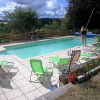 terre happy, hôtel à Ribérac