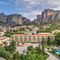 Divani Meteora Hotel, hotel in Kalabaka
