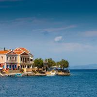 Villa Galanis, hotel in Symi