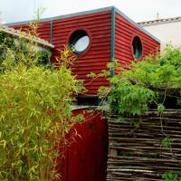 Maison du chat bleu, hotel in Clisson