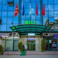 Green Center Gili, hotel em Gostivar