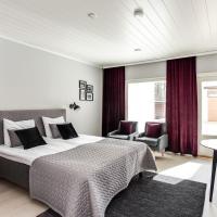 Rantakallan Hongisto huoneistot, hotelli Kalajoella