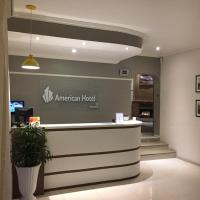 American Hotel, hotel in Santa Cruz do Sul