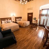 Hotel Casa Antigua, отель в городе Оахака-де-Хуарес