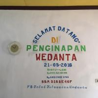Penginapan Wedanta, hotel in Bawang