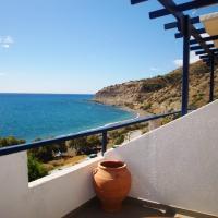 Big Blue Apartments, hotell i Myrtos