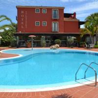 Hotel Sa Contonera, hotell i Arbatax