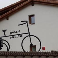 Hostal Ameztia, hotel en Doneztebe