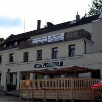Hotel Podkost, hotel v destinaci Libošovice