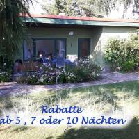 Ferienbungalow Haus Rolf - Objekt 39079, Hotel in Papendorf