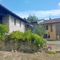 Ca' Pavaglione, hotell i Borgomale