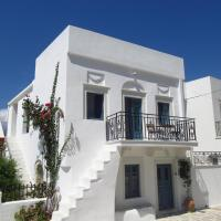 Magnificent traditional house in the centre of Naxos, hotel in Khalkíon