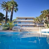 Nyala Suite Hotel, hotel a Sanremo