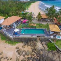 White VIlla Resort, hotel v mestu Ahungalla