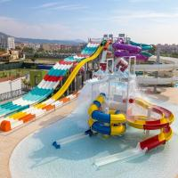Golden Taurus Aquapark Resort, отель в Пинеда-де-Мар