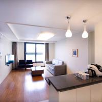 Plea De Blanc Hotel & Residence, отель в Пусане