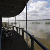PS Federal Retreat Paddle Steamer Goolwa, hotel in Goolwa