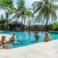 Bondalem Bliss Beachfront Villas, hotel in Tejakula