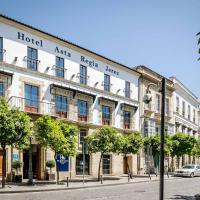 Eurostars Asta Regia Jerez, отель в городе Херес-де-ла-Фронтера