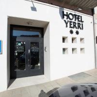 Hotel Yerri, hotel in Estella