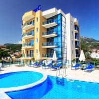 Apartments Atlantic, hotel Dobra Vodában