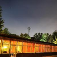 Camp Perkoz – hotel w Olsztynku