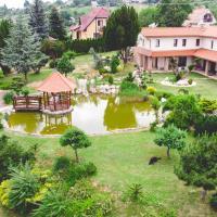 Villa Garden, hotel in Zalaegerszeg