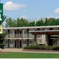 Plains Motel, hotel em Brooks