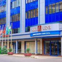 City Line Boutique Hotel, hotel en Tashkent