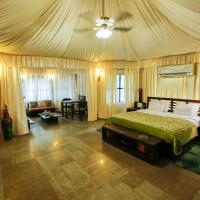 Tathastu Resort Pench National Park, hotel en Khawāsa