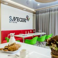 Hotel Snegiri, отель в Сыктывкаре
