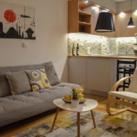 Cozy brand new studio