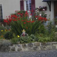 La Chevrie, hôtel à Les Oubeaux