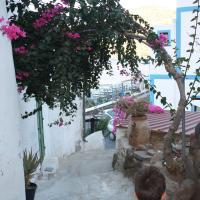 I 5 PASSI, hotel in Filicudi