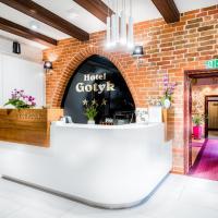 Gotyk, hotel in Toruń
