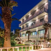 Kokkari Beach Hotel, hotel in Kokkari
