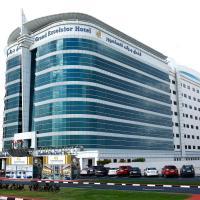 Grand Excelsior Hotel - Bur Dubai, hótel í Dúbaí