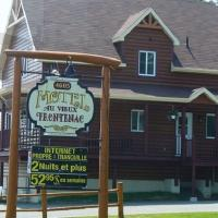 Motel Au Vieux Frontenac, hotel em Thetford Mines