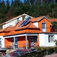 Top view, hôtel à Ponta do Sol