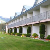 Monashee Motel, hotel in Sicamous