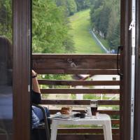 Apartamente-Garden Apart Predeal -with Mountain view